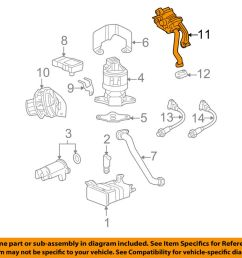 details about gm oem secondary air injection system check valve 12619111 [ 1000 x 798 Pixel ]