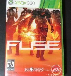 details about fuse xbox 360 new [ 802 x 1000 Pixel ]