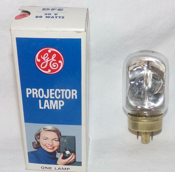 Old Projector Bulbs - Year of Clean Water