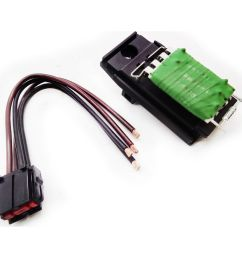 details about heater resistor wiring harness fits ford focus mondeo cougar rthr2 hr2wirfo [ 1000 x 1000 Pixel ]