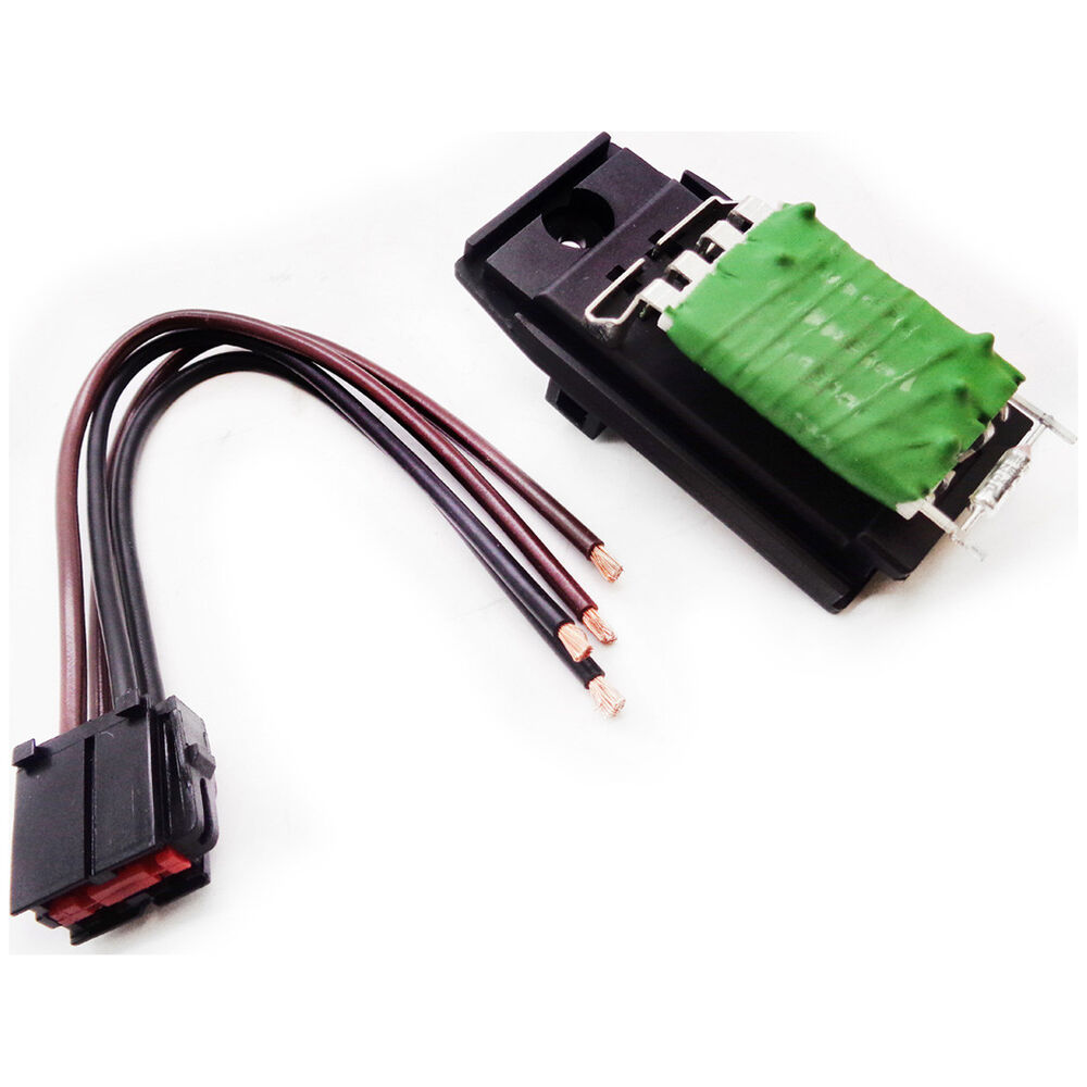 medium resolution of details about heater resistor wiring harness fits ford focus mondeo cougar rthr2 hr2wirfo
