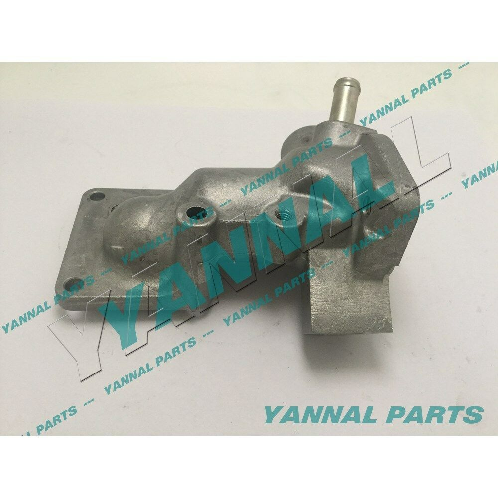 hight resolution of details about for kubota v1505 thermostat cover 19008 72700