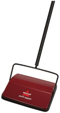 Bissell 22012 Swift Sweep Cordless Carpet Sweeper NEW | eBay