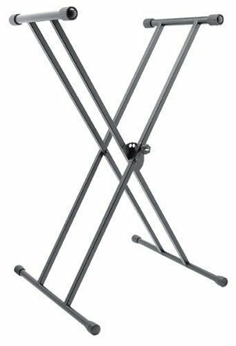 New Yamaha PKBX2 Double X Portable Keyboard Stand for