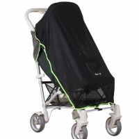 Stroller Buggy Pushchair Sun & Sleep Cover Baby Sun Shade