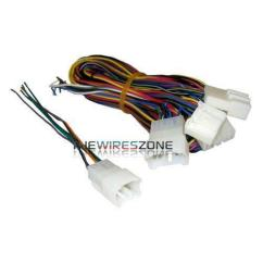 Metra Wiring Harness Toyota Electric Meter Box Diagram 70-8215 For 2005-2010 Avalon | Ebay
