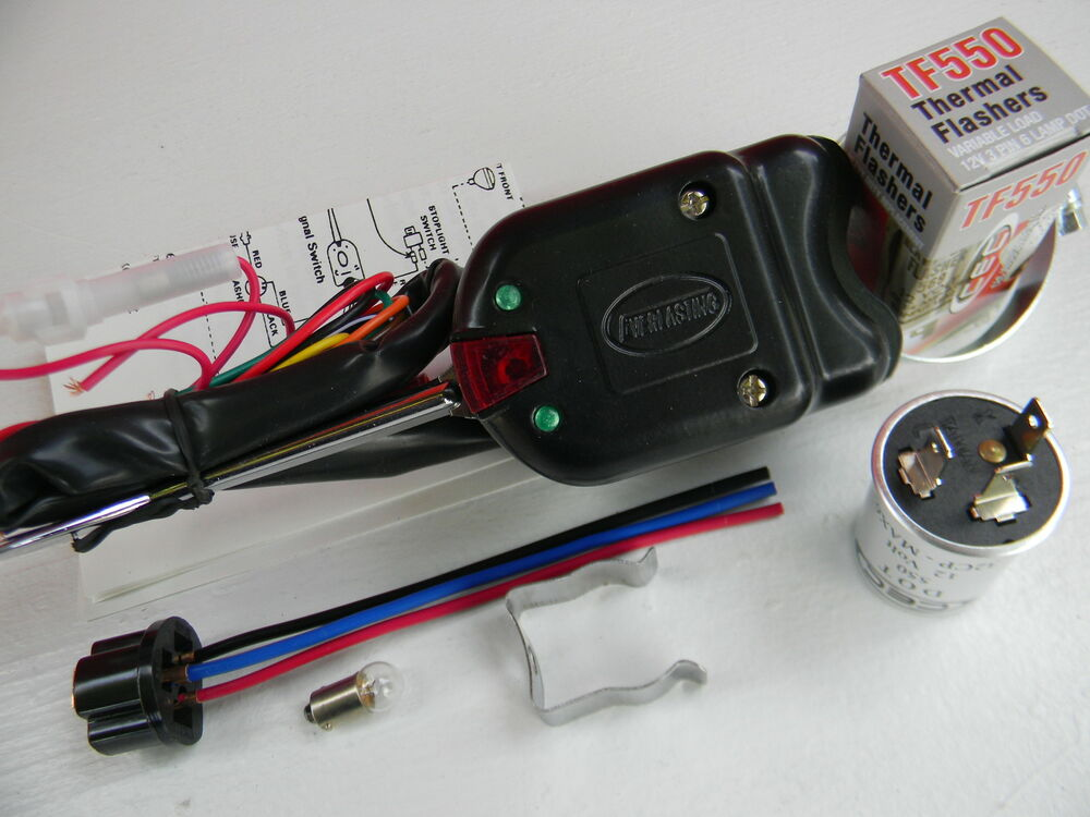 Flasher Wiring Diagram And Switches