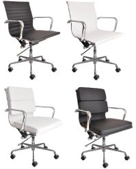Eames Style Mid Century Modern Office Chairs - Brand New ...