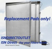 12 EnviroSept Electronic Filter Replacement Collector Pads ...