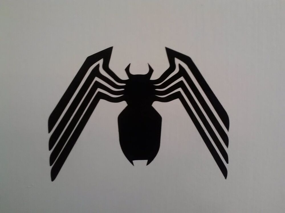 Venom Spiderman Vinyl Decal Sticker For Car Wall Laptop Many Colors And Sizes EBay