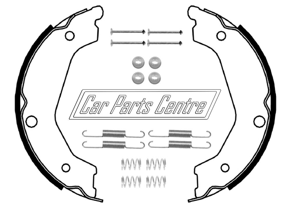 FOR KIA SORENTO 2.4 3.5 V6 2.5 CRDi 3.5 REAR HAND BRAKE