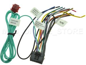WIRE HARNESS FOR PIONEER AVHX3500BHS AVHX3500BHS *PAY