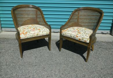 French Bergere Chairs Ebay