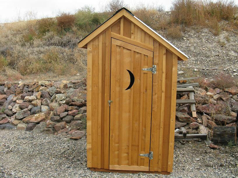 Storage shed framing plan  material list outhouse tool or garden shed  eBay