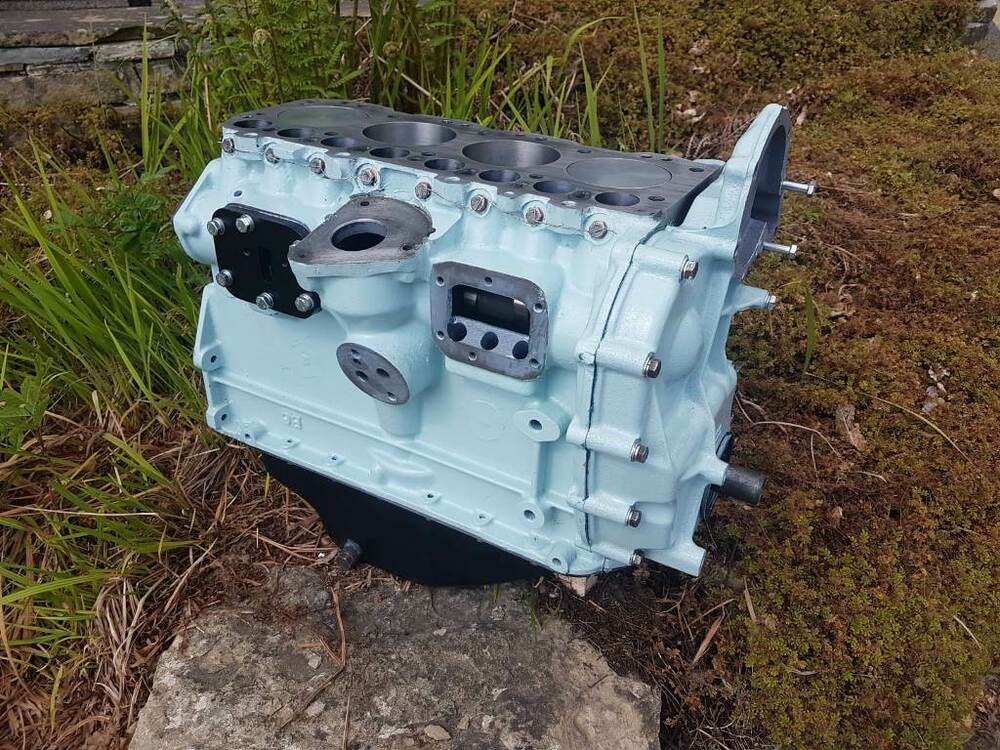 LAND ROVER S2A S3 2 25 5 MB PETROL SHORT ENGINE
