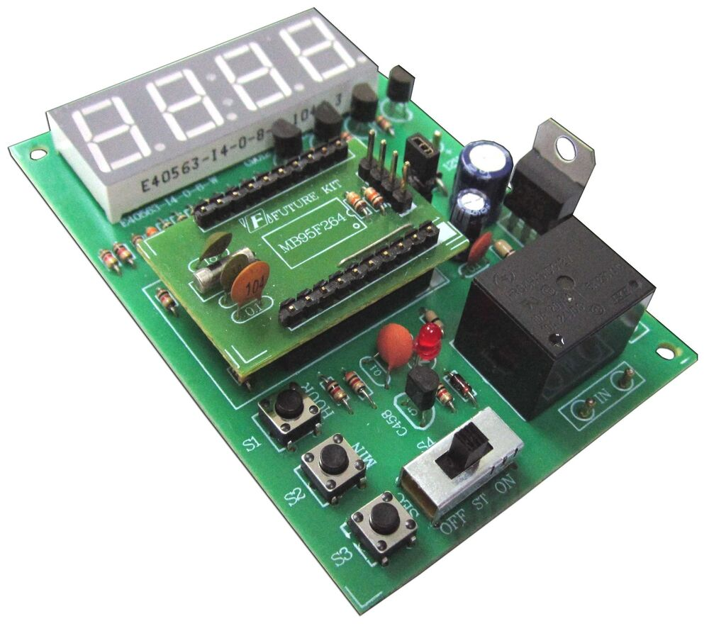 Free Electronic Circuit Collection Digital Decade Counter Schematic