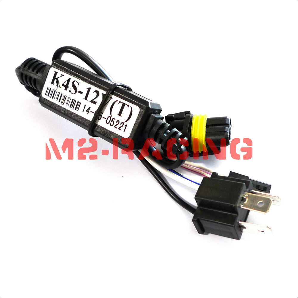 Relay Wiring Harness Hid