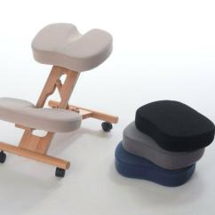 Coccyx Kneeling Chair Glider Plans Posture Great For Office Memory Foam Option Available | Ebay