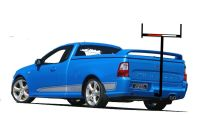 ford ute xr50 ladder rack ford fpv roof rack + BONUS Anti ...