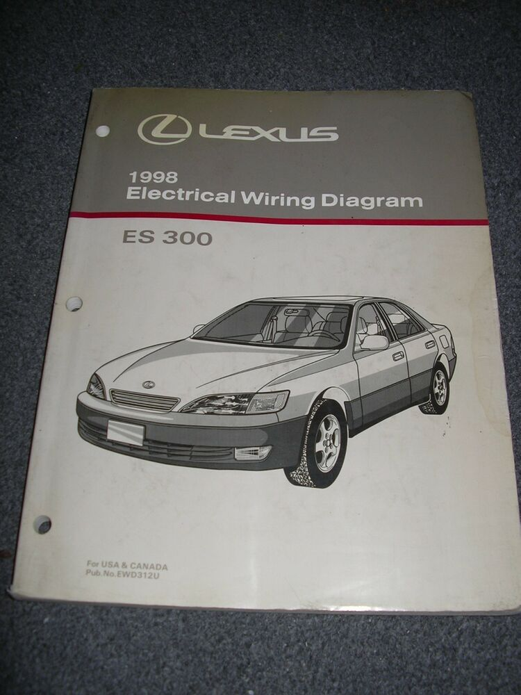 Lexus Es 300 Parts Diagram Auto Parts Diagrams