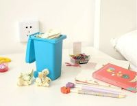 Trash Can Pen Holder / Recycling Can Storage Bins Garbage ...