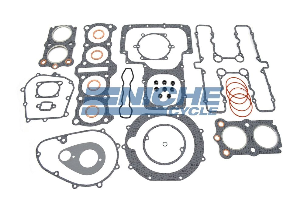 Kawasaki Z1 900 Top Bottom End Complete Engine Gasket Set