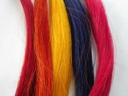 1 oz dyed horse hair crafts choose