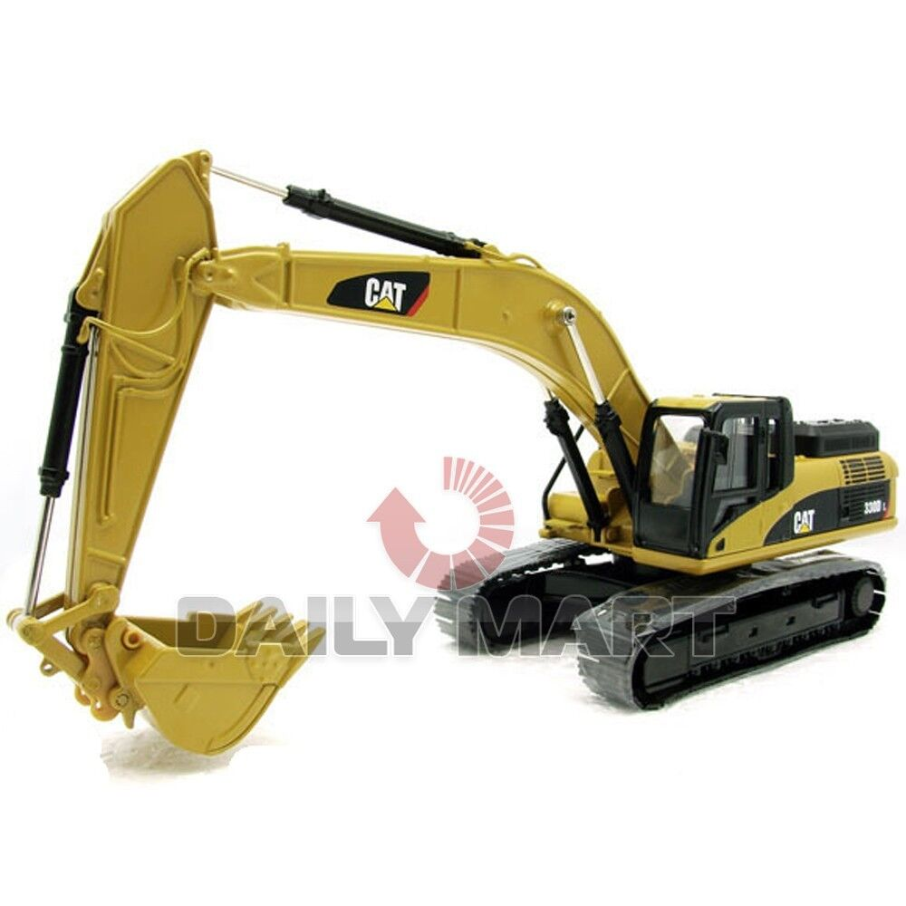 hight resolution of details about 1 50 norscot cat caterpillar 330d l hydraulic excavator metal tracks 55199