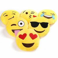 Emoji Plush Pillows | eBay