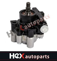 details about power steering pump for lexus toyota camry solara v6 3 0l 3 3l 44310 06080 new [ 1000 x 1000 Pixel ]