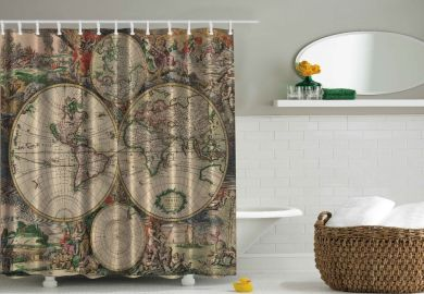 Bathroom Shower Curtains Jpg