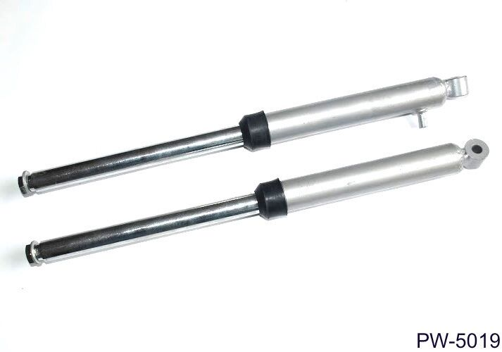 FOR YAMAHA PW50 PW 50 FRONT FORKS SHOCKS FORK SET ASSEMBLY
