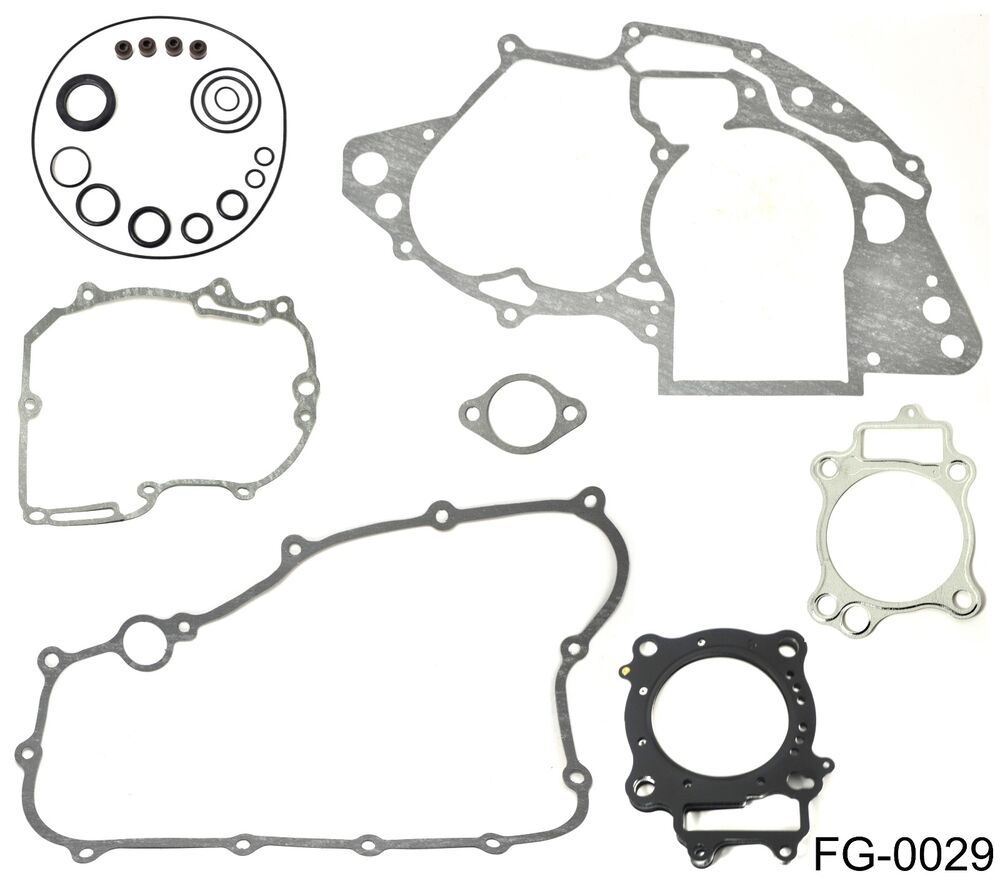Complete Rebuild Gasket Kit Set for Honda CRF250 250 CRF