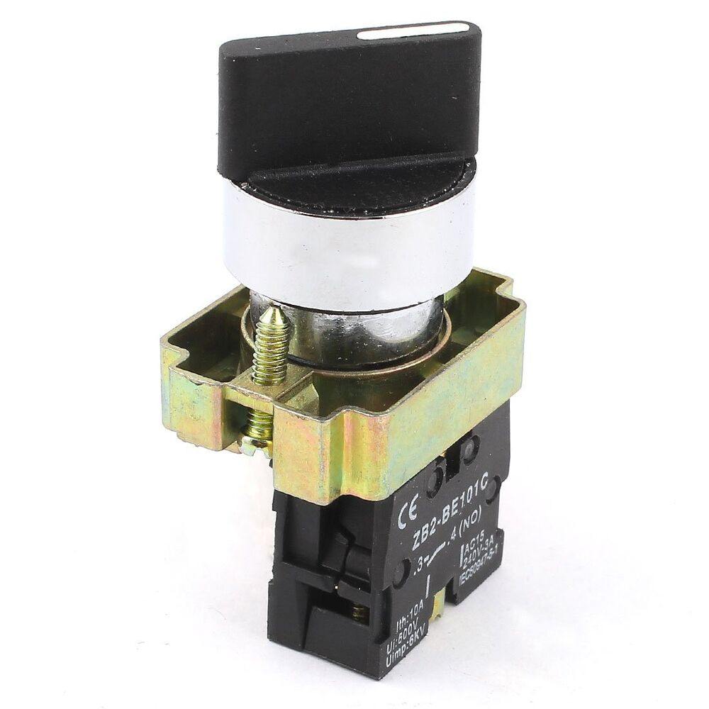 2pcs Xb2bd21c No 2 Positions Maintained Select Selector