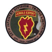 NEW 25th Infantry Tropic Lightning Jungle Expert Patch