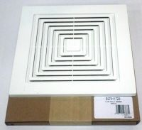 97011723 Broan Bath Bathroom Ceiling Fan Grille Grill