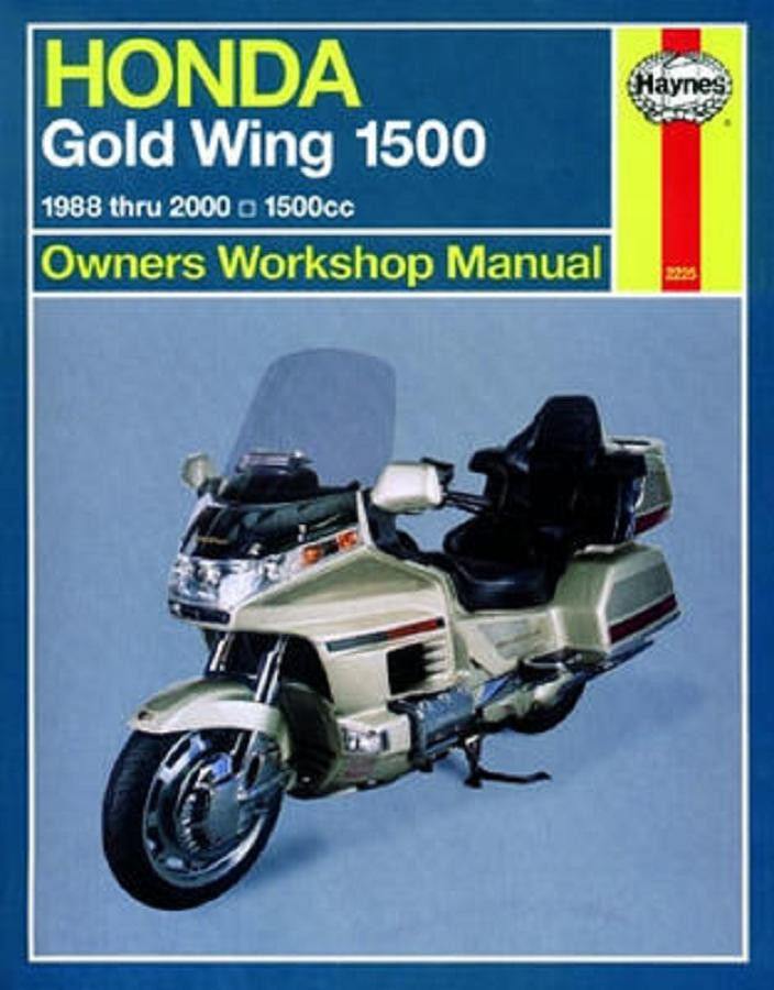 Honda Gold Wing Gl1800 Wiring Diagram Cable Harness Caroldoey