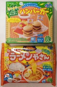 kracie popin cookin happy kitchen Japanese candy making ...