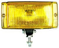Yellow Fog Lamps