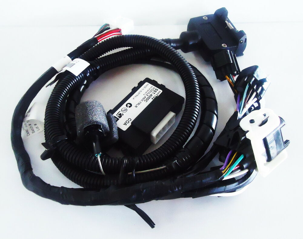 Ve Commodore Towbar Wiring Harness
