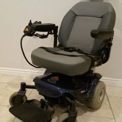 Wheelchair Purchase Gray And White Chair Shoprider Full Automatic With Electric Motor Battery Charger | Ebay