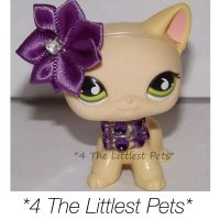 Littlest Pet Shop clothes LPS ACCESSORIES CAT/DOG NOT ...