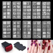 hot design set nail art polish
