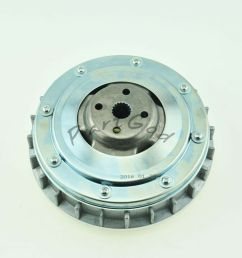 details about new primary clutch sheave assembly for yamaha grizzly 700 4x4 2007 2012 ym 13 4 [ 1000 x 1000 Pixel ]