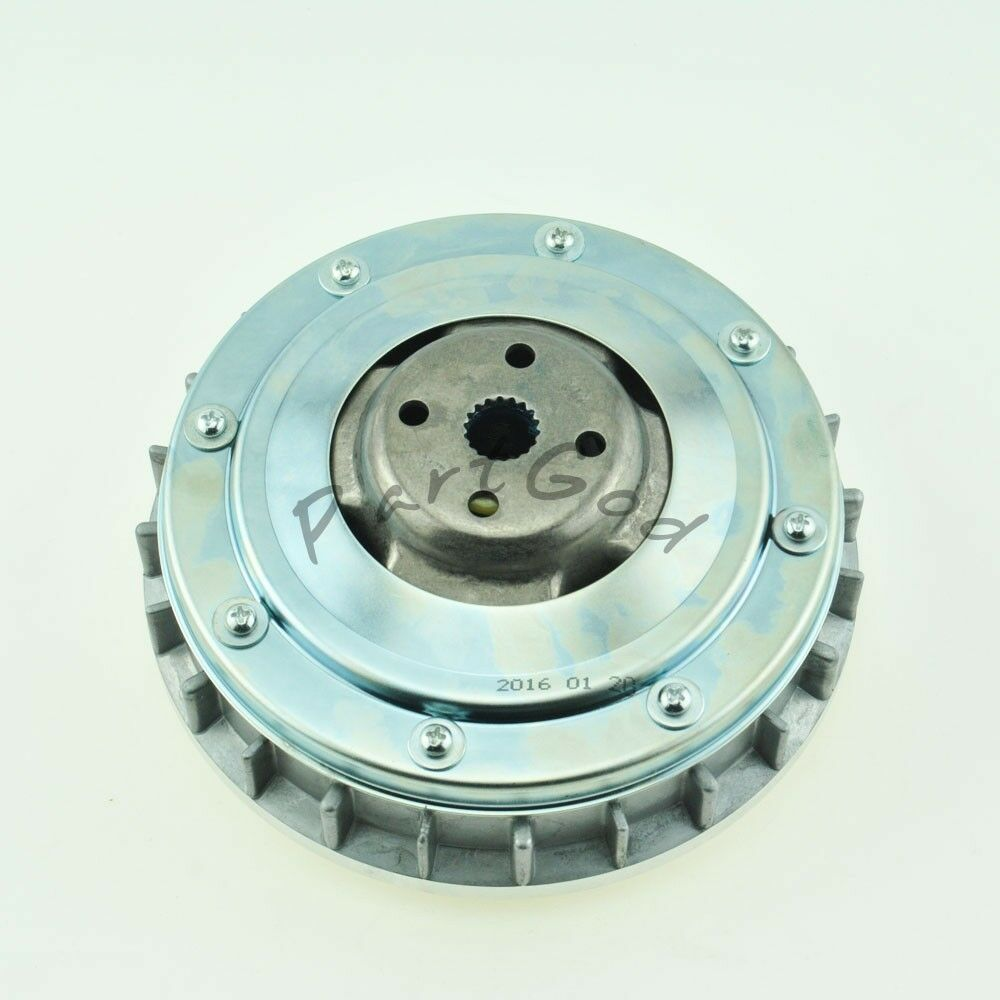 hight resolution of details about new primary clutch sheave assembly for yamaha grizzly 700 4x4 2007 2012 ym 13 4