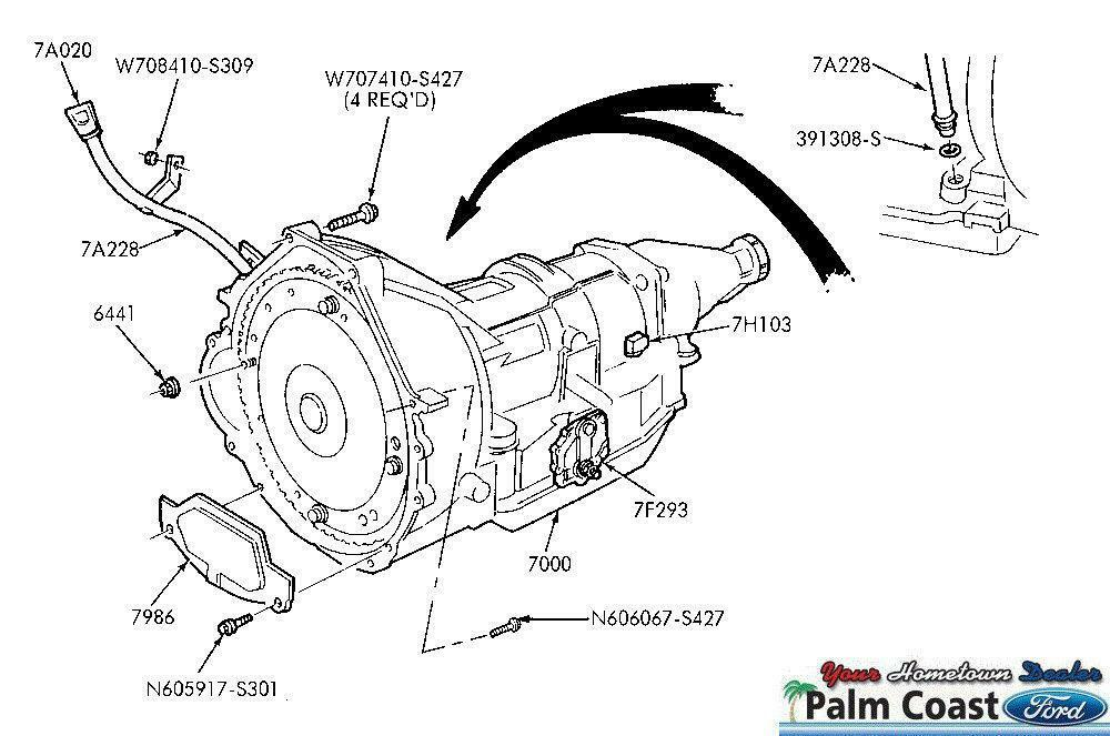 Service manual [1997 Ford F150 How To Fill New