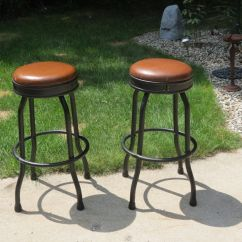 Patio Swivel Chair Seat Post Bushing Small Slipcover Urban Home Interior Vintage Pair Mid Century 30 Quot Bar Shop Stools 360