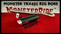 Honda TRX450 TRX 450 Exhaust Monster Pipe Monsterpipe ...