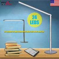 Bright LED Table Desk Lamp Rotatable Study Reading USB ...