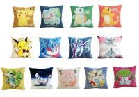 New Pokemon Go Pikachu Bulbasaur Raichu Pillow Case ...